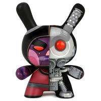 "Void Mecha Half Ray 5"" Dunny by Dirty Robot"