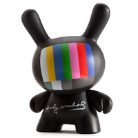 TDK Video Tape from Warhol Dunny Mini Series