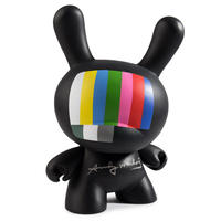 "Warhol 8"" Dunny Masterpiece-TV"