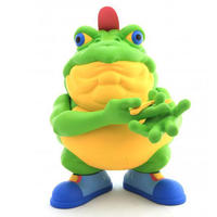 Drug 'Em Killfrog by Ron English