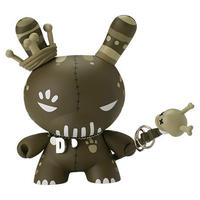 "Voodoo Swamp 8"" Dunny by Tristan Eaton"