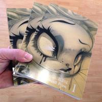 Brandt Peters Sketchbook: MUSE 1