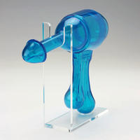 Sofubi Flesh Gordon Pistol BLUE ver.by Gregory Jein