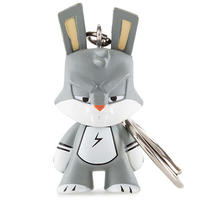 "Bugs Bunny from Looney Tunes 1.5"" Keychain Series"