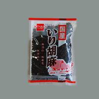 国産 いりごま(黒) 60g