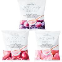 <<定期便>> ミックス ケース (ぶどう、もも、りんご 各4袋)