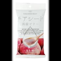 チアシード蒟蒻ゼリーミニパック(6個入り) もも味 (アウトレット)
