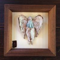 天使1+フレーム(ブラックウォルナット)