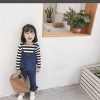 (即納♡)(kids)ボーダートップス&キャミ&パンツ3点セット♡