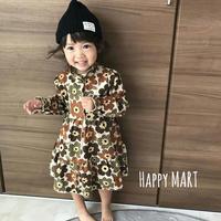 (即納♡)(kids☆)マリメッコ風ワンピース☆