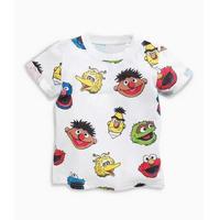 (即納♡)(kids☆)セサミカラフルTシャツ