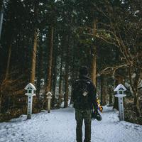 (Lightroom preset)冬   雪山道