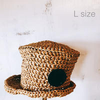 minokio帽子(えんとつ  L  )