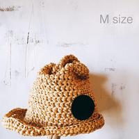 minokio帽子(くしゃ  M  )