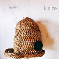 minokio帽子( こびとおやま  L )