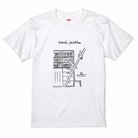Tシャツ【coffon】ホワイト