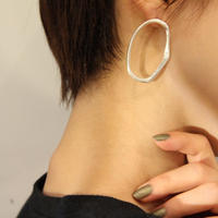 Yugami Oval Pierce  ( TW_P_05 )