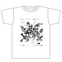 LITTLE CREATURES UnknownTシャツ オーガニックコットンホワイト