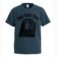 高田漣 NRB Tシャツ スレート