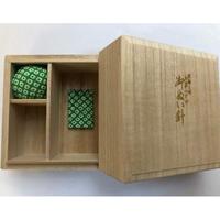 宝石箱型お裁縫箱