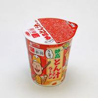 たちばな監修 妙高うめ~とん汁ラーメン 1ケース(12個入り)