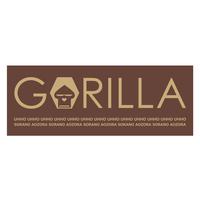 GORILLA GUM TOWEL