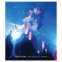 【Blue-ray】空野青空 5th single release one-man live -PERFECTIBILITY-