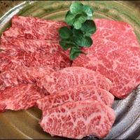 源氏和牛 焼肉用盛り合わせ