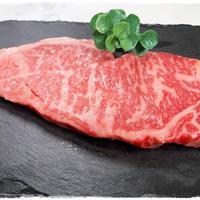 段戸山高原牛サーロインステーキ
