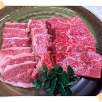 段戸山高原牛 焼肉盛合わせ