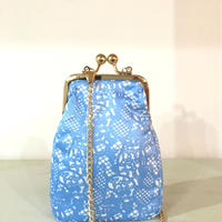 MOOMIN Printed Lace Blue S