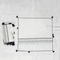 injiriランチョンマット/6セット/モノトーン