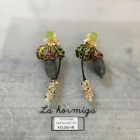 La Hormigaピアス/Bell acor O9