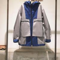 Karrimor Aspire/ボンディングタフタ/ブルー×グレー