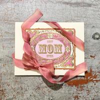 メッセージカード/MOM/母の日