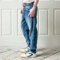 CLOSED Men's/Reluxed Cropped Pant/ミディアムブルー