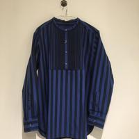 61F010 Unisexシャツ/ネイビーサイズ3