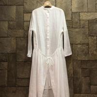 D-due Lab 972V Linen100%ドレス