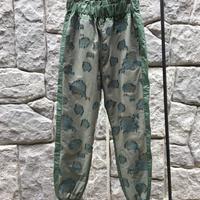 SPOLOGUM  Unisex ベルト付きグリーン/パンツ