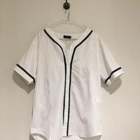 GP61FS006 Unisexシャツ/ホワイト