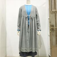 Aequamente/ウール&リネンニットジャケット/2カラー