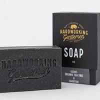 Tea Tree Charcoal Soap/スキンソープ