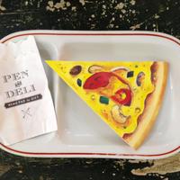 Pizza tomoto Memo