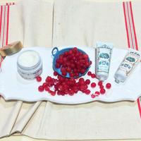 SOVハンドクリーム/レッドカラントの香り