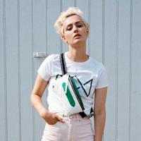 Body bag/AI-COA-20/White smith