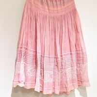 injiriコットンスカート/38サイズ(M)