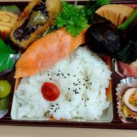 デラックス鮭弁当  7/27【レインボー】