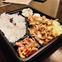 豚生姜焼き弁当 6/17【うみねこ】