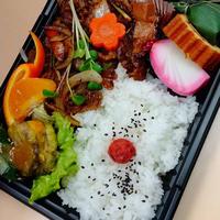 焼き肉弁当 7/27【レインボー】