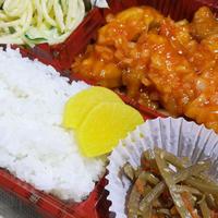 鶏チリ弁当 7/27【万寿田】